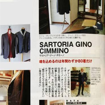 Japan Press – Sartoria Gino Cimmino